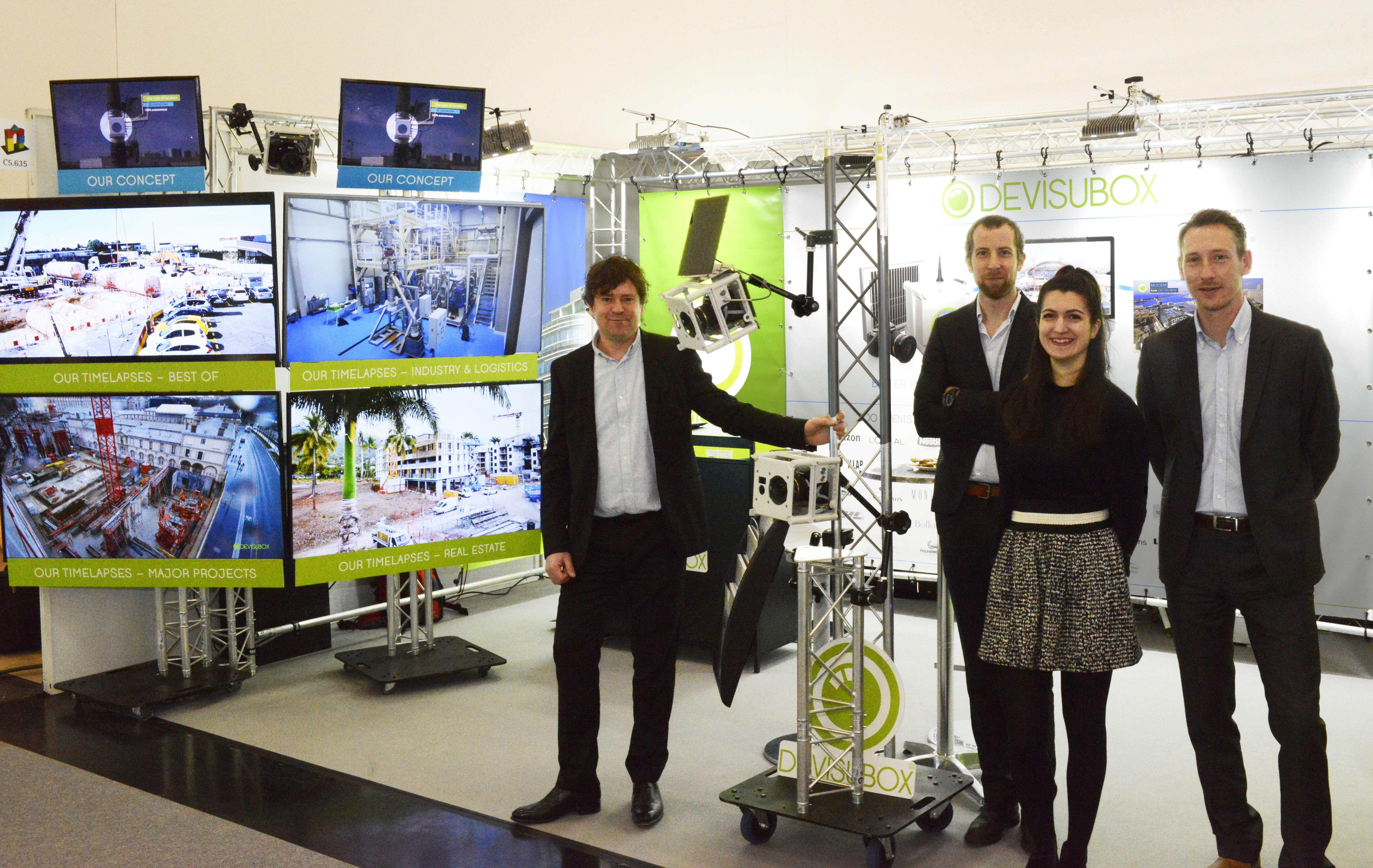 Devisubox à Bau Munich